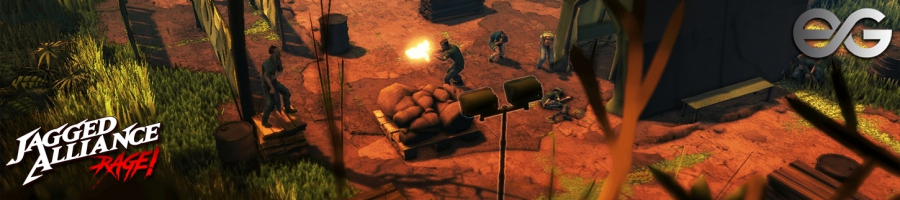 Jagged Alliance Rage Вступление
